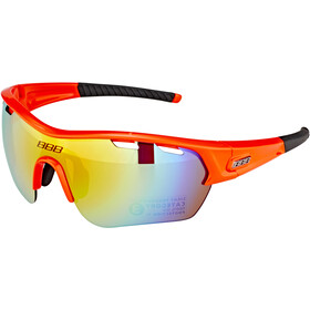 BBB Select XL BSG-55XL Sportbrille orange glanz